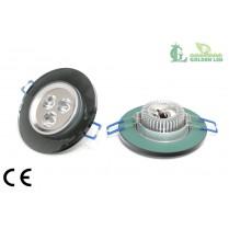 Spot LED   3W-6000K Lumina Rece