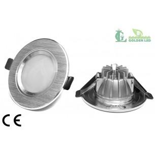 SPOT LED 3W 6000K Lumina Rece