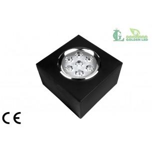 Spot LED extern 7W 3000K Lumina Calda