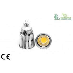 BEC LED 5W 3000K 12V LUMINA CALDA