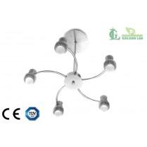 Lampa spot  LED 15W (5*3W) 3000K Lumina Calda