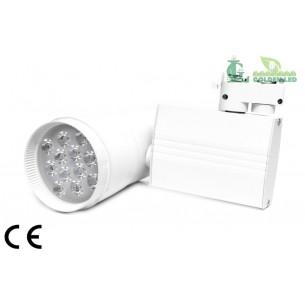 Proiector LED  interior 12W 6000-6500K Lumina Rece