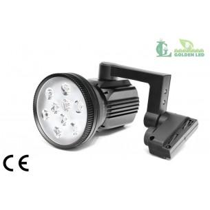 Proiector LED  interior 9W 6000-6500K Lumina Rece