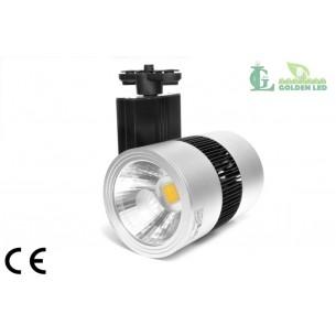 Proiector LED  interior COB  30W 6000-6500K Lumina Rece