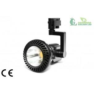 Proiector LED  interior COB  20W 3000-3500K Lumina Calda