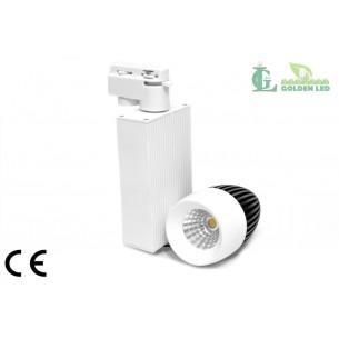 Proiector LED  interior COB  15W 6000-6500K Lumina Rece