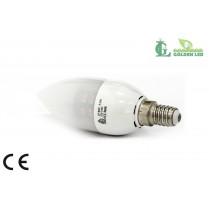 Bec  LED 2.5W -6000K Lumina Rece-MAT