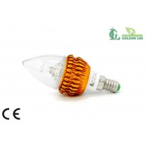 Bec  LED 3W-3000K Lumina Calda