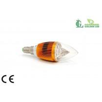 Bec  LED 4W-3000K Lumina Calda