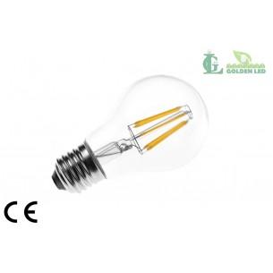 BEC LED FILAMENT 6W 2700K - LUMINA CALDA