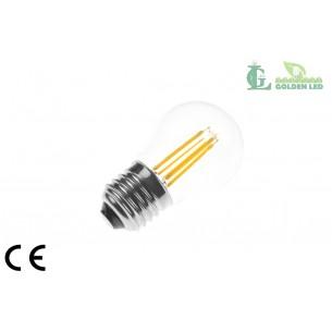 BEC LED FILAMENT 3.5W 6000K - LUMINA RECE