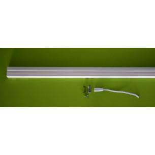 TUB LED T5 INTEGRAT 12W – 6000K LUMINA RECE