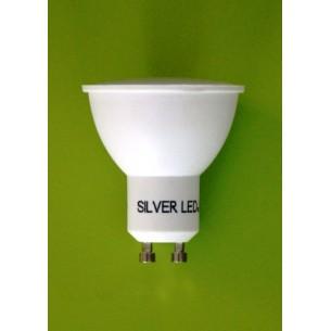 BEC LED GU10 5W – 4100K LUMINA NATURALA