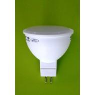 BEC LED GU5.3 5W – 2700K LUMINA CALDA