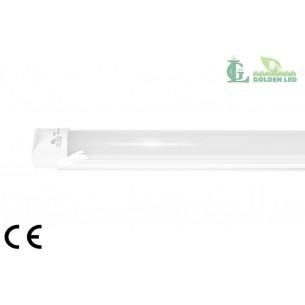 TUB LED T8 18W 5500K-6000K LUMINA RECE INTEGRAT-MAT