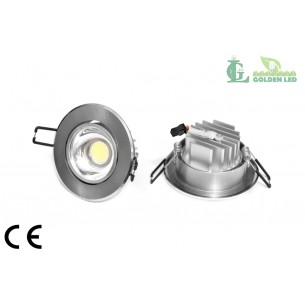 Spot LED  COB  5W-3000K Lumina Calda