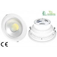 Spot LED  COB  20W 3000K Lumina Calda