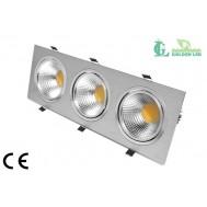 Spot LED  COB  60W 5500K Lumina Rece