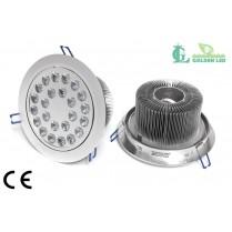 Spot LED   24W-6000K Lumina Rece