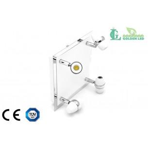 Lampa spot  LED12W (4*3W) 3000K Lumina Calda