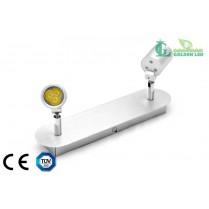 Lampa spot  LED 6W (6*1W) 3000K Lumina Calda