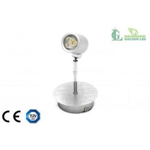 Lampa spot  LED 3W 3000K Lumina Calda