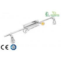 Lampa spot  LED COB 20W 4*5W 3000K Lumina Calda