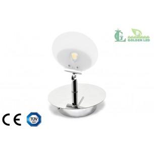 Lampa spot  LED  de perete 3W 3000K Lumina Calda
