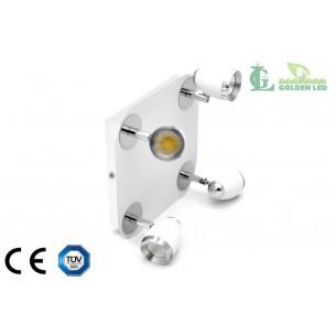 Lampa spot  LED COB 20W (4*5W) 3000K Lumina Calda