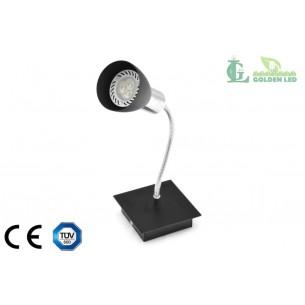 Lampa spot  LED pentru pat 3W 3000K Lumina Calda