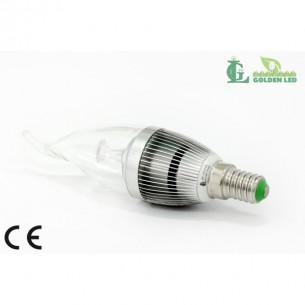 Pachet Promotional 30 x Bec  LED 3W-3000K Lumina Calda