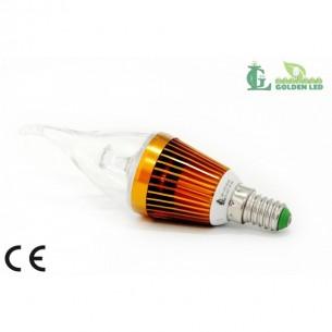 Pachet Promotional 30 x Bec  LED 3W-6000K Lumina Rece