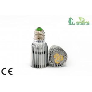Bec LED 9W-6000K Lumina Rece