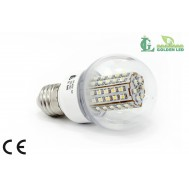 Bec LED 3W-3000K Lumina Calda - Transparent