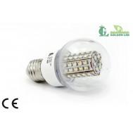 Bec LED 3W Lumina Rece - Transparent