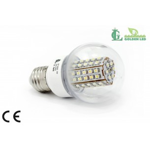 Bec LED 3W-3000K Lumina Calda - Transparent