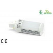 Bec LED G24 3W-2700-3200K Lumina Calda MAT