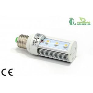 Bec LED PL 3W 2700-3200K LUMINA CALDA - TRANSPARENT