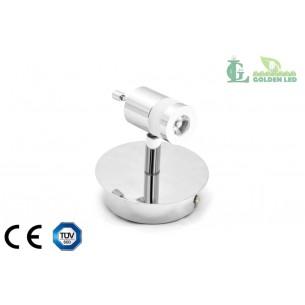 Lampa spot  LED 3W-3000K Lumina Calda