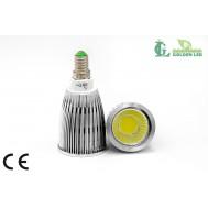 Bec LED 7W 2700K-3200K  Lumina Calda
