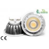 Bec LED DIMABIL  12W 5500K-6000K Lumina Rece