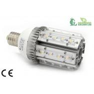 Bec Led pentru iluminat stradal 24W-3000K Lumina Calda