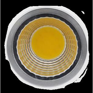 Bec LED 7W dimabil 2700K-3200K LUMINA CALDA