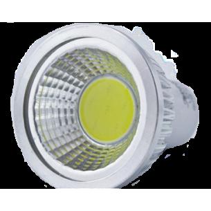 Bec LED 5W dimabil 5500K-6000K LUMINA RECE
