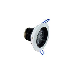 Spot LED   5W-6000K Lumina Rece