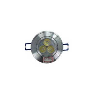 Spot LED   9W-6000K Lumina Rece